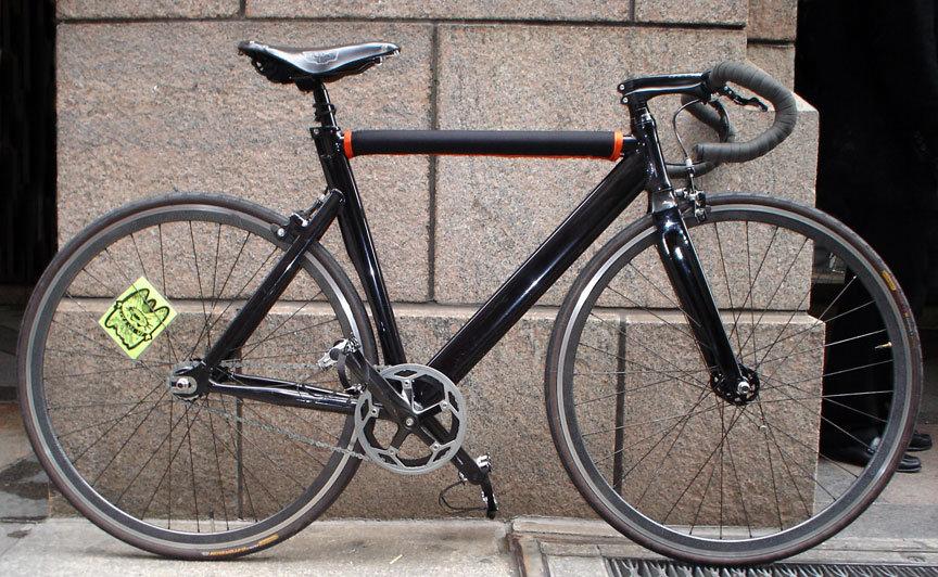 just purchased a fuji track pro frame need suggestions for build ...