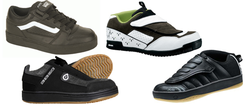 31991e69de Here is the second installment of my clipless   SPD shoe round-up. This  bunch are all sneaker-style shoes
